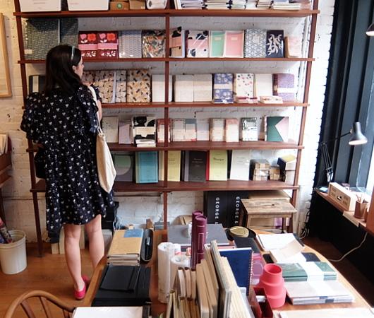 "NYの独立系書店、McNally Jacksonが出してる文房具屋さん、""GOODS for the STUDY""_b0007805_11034162.jpg"