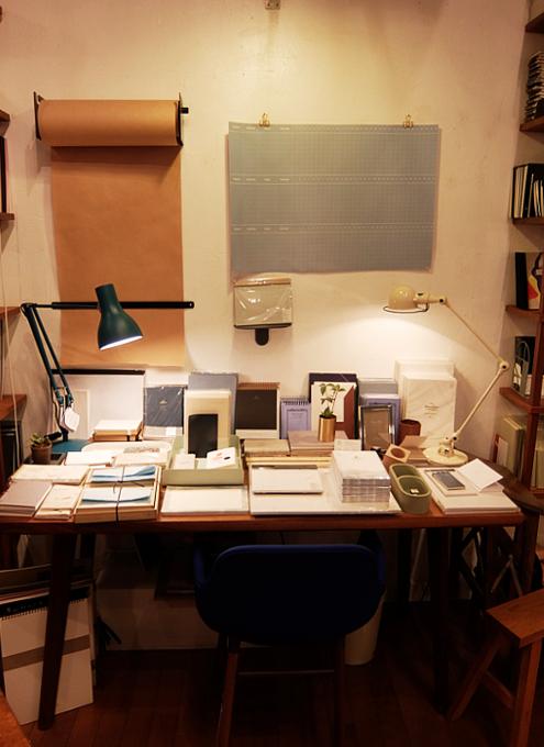 "NYの独立系書店、McNally Jacksonが出してる文房具屋さん、""GOODS for the STUDY""_b0007805_11041721.jpg"