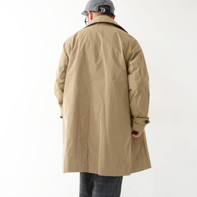 DELICIOUS [デリシャス] Travel Coat [DCO1031] トラベルコート・キレイ目コート・秋コート・MEN\'S_f0051306_11493551.jpg