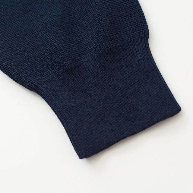 DELICIOUS [デリシャス] Cotton Crew Sweater [DN4335] コットンクルーセーター・五泉ニット・コットンニット・ミリタリーニット・MEN\'S_f0051306_12071239.jpg