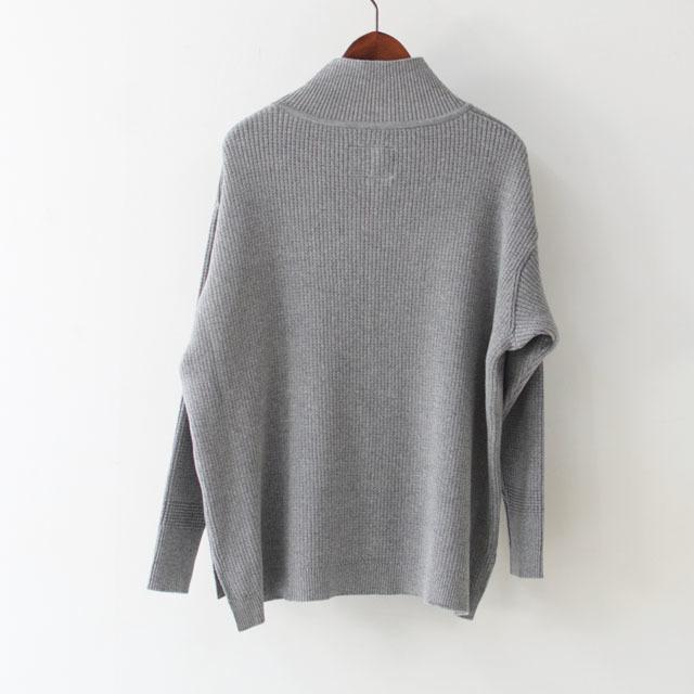DELICIOUS [デリシャス] Ladie\'s High-necked Sweater [DN4435] ハイネックセーター・コットンセーター・五泉ニット LADY\'S_f0051306_12194001.jpg