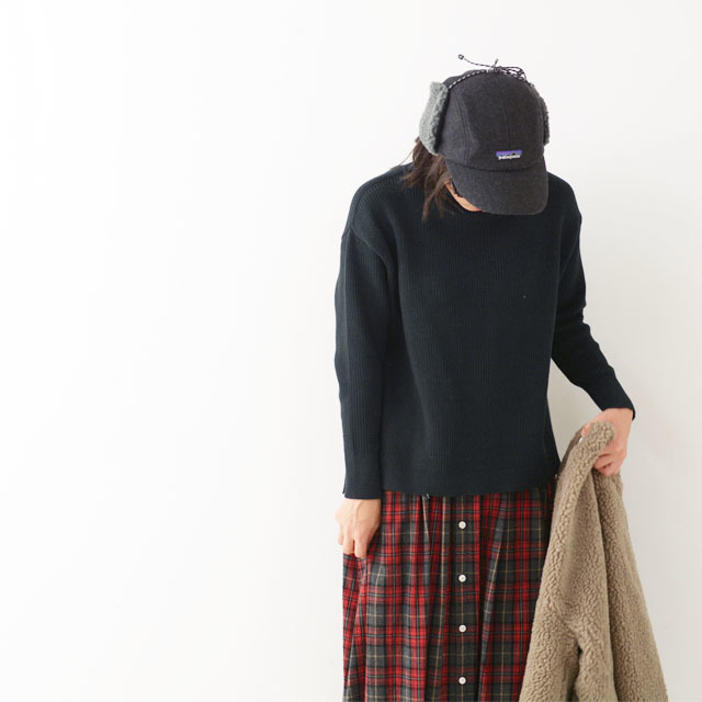 DELICIOUS [デリシャス] Ladie\'s High-necked Sweater [DN4435] ハイネックセーター・コットンセーター・五泉ニット LADY\'S_f0051306_12194034.jpg