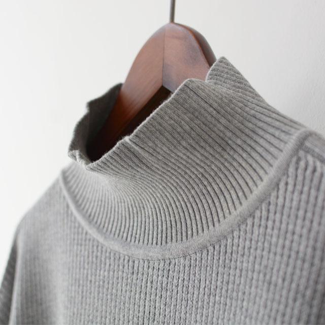 DELICIOUS [デリシャス] Ladie\'s High-necked Sweater [DN4435] ハイネックセーター・コットンセーター・五泉ニット LADY\'S_f0051306_12194070.jpg