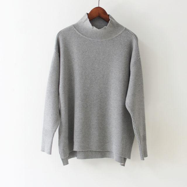 DELICIOUS [デリシャス] Ladie\'s High-necked Sweater [DN4435] ハイネックセーター・コットンセーター・五泉ニット LADY\'S_f0051306_12194071.jpg