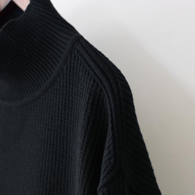 DELICIOUS [デリシャス] Ladie\'s High-necked Sweater [DN4435] ハイネックセーター・コットンセーター・五泉ニット LADY\'S_f0051306_12194077.jpg