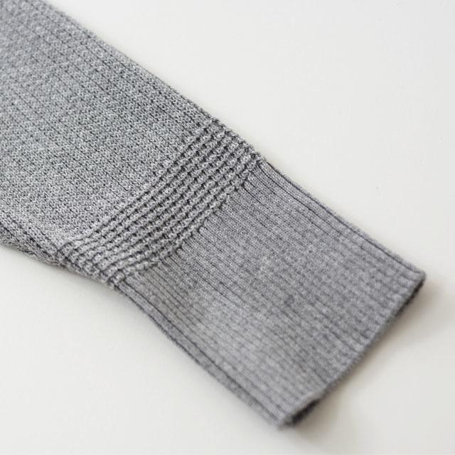 DELICIOUS [デリシャス] Ladie\'s High-necked Sweater [DN4435] ハイネックセーター・コットンセーター・五泉ニット LADY\'S_f0051306_12194151.jpg