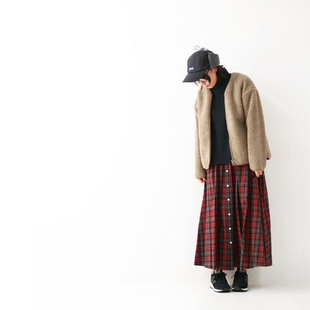 DELICIOUS [デリシャス] Ladie\'s High-necked Sweater [DN4435] ハイネックセーター・コットンセーター・五泉ニット LADY\'S_f0051306_12194183.jpg