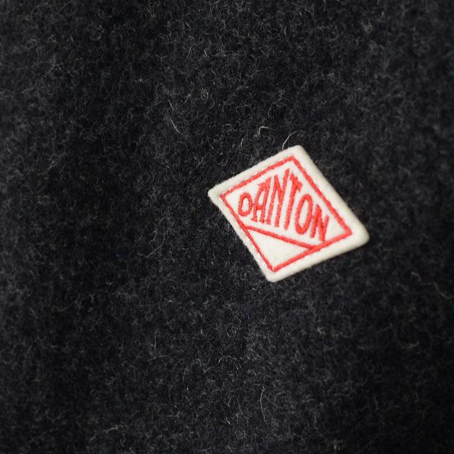 DANTON [ダントン] W\'s WOOL MOSSER NOCOLLAR JACKET / ウールモッサー ノーカラージャケット [JD-8903WOM]・LADY\'S_f0051306_12405002.jpg