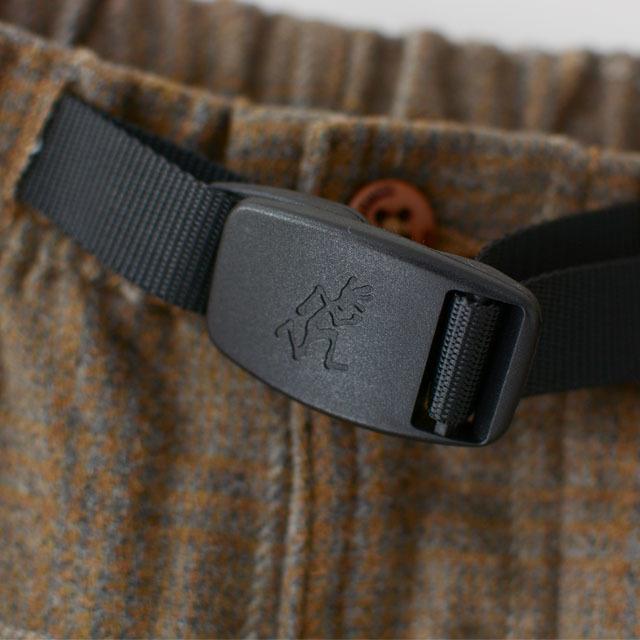 GRAMICCI [グラミチ] WOOL BLEND TUCK TAPERED PANTS [GMP-19F010] ウールブレンドタックテーパードパンツ・ワイドパンツ・ウールパンツ・MEN\'S_f0051306_13291509.jpg