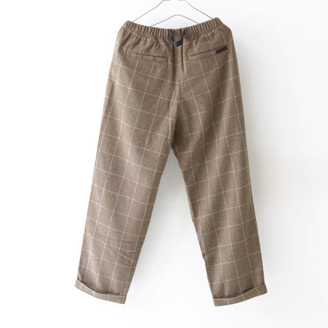 GRAMICCI [グラミチ] WOOL BLEND TUCK TAPERED PANTS [GMP-19F010] ウールブレンドタックテーパードパンツ・ワイドパンツ・ウールパンツ・MEN\'S_f0051306_13291535.jpg