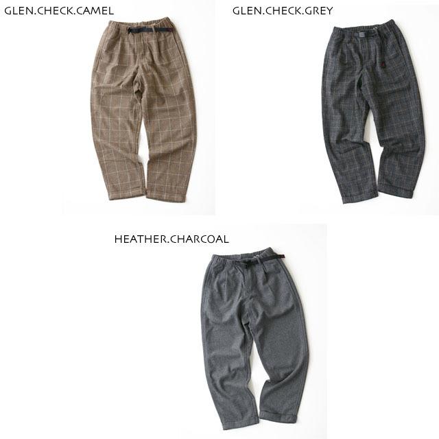 GRAMICCI [グラミチ] WOOL BLEND TUCK TAPERED PANTS [GMP-19F010] ウールブレンドタックテーパードパンツ・ワイドパンツ・ウールパンツ・MEN\'S_f0051306_13291653.jpg