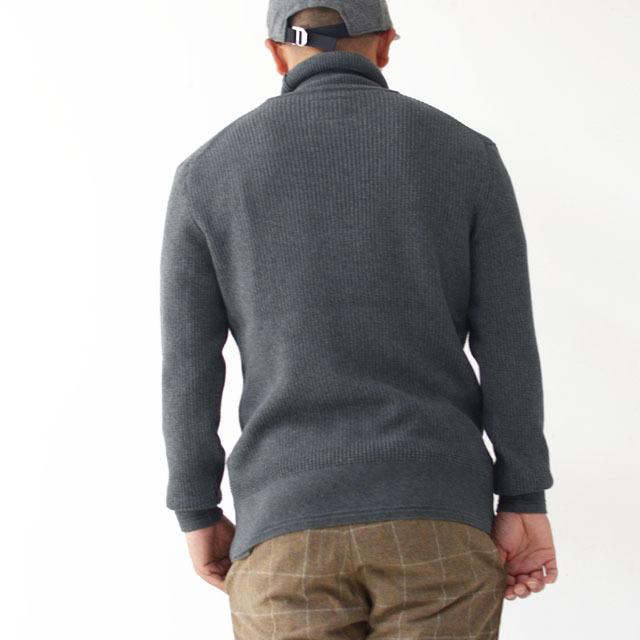 DELICIOUS [デリシャス] Cotton Turtleneck Sweater [DN4135] コットンタートルネックセーター・コットンニット・五泉ニットMEN\'S_f0051306_13434544.jpg