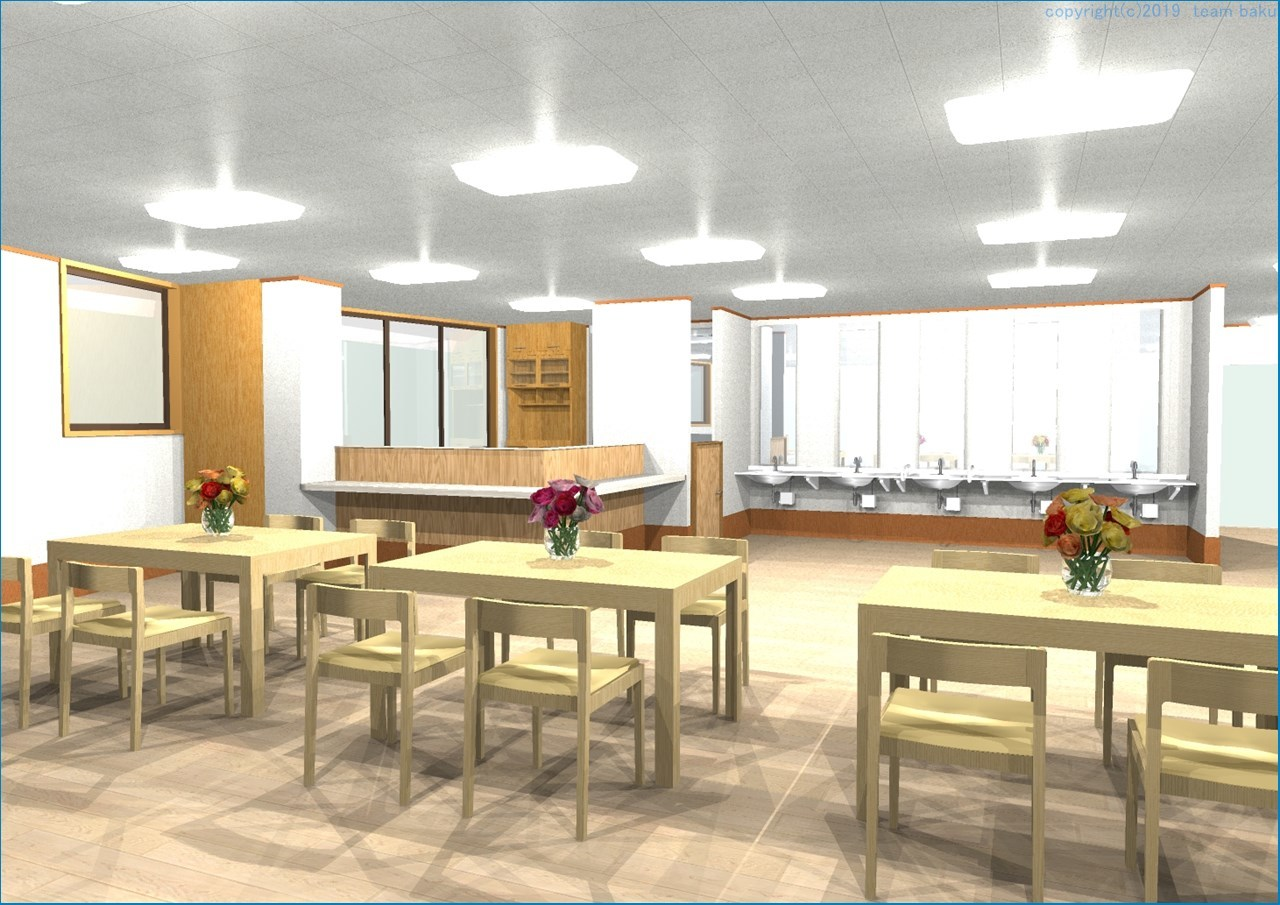 N病院グループ N病院東館 介護医療院転換改修工事 2_c0376508_15282919.jpg