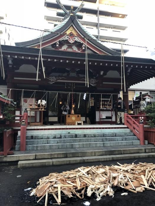 秋葉神社  火渡り神事(鎮火祭)_d0138811_10104283.jpeg