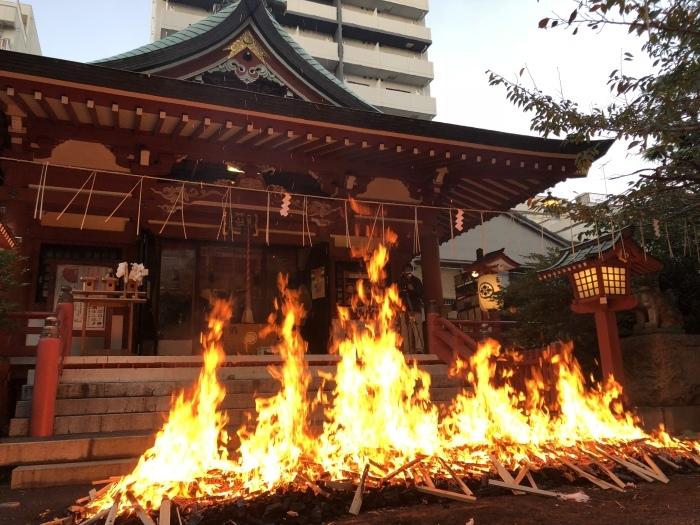 秋葉神社  火渡り神事(鎮火祭)_d0138811_10114947.jpeg
