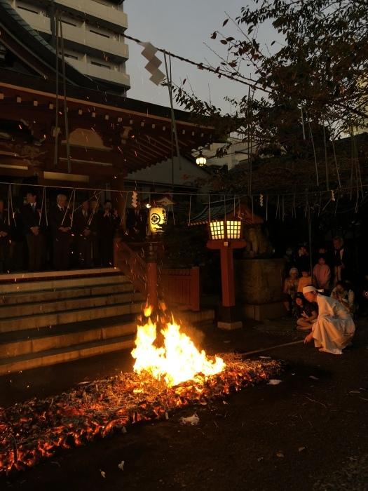 秋葉神社  火渡り神事(鎮火祭)_d0138811_10353582.jpeg