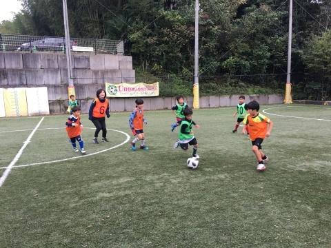 ゆるUNO 11/3(日) at UNOフットボールファーム_a0059812_14422514.jpg
