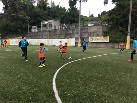 ゆるUNO 11/3(日) at UNOフットボールファーム_a0059812_14422976.jpg
