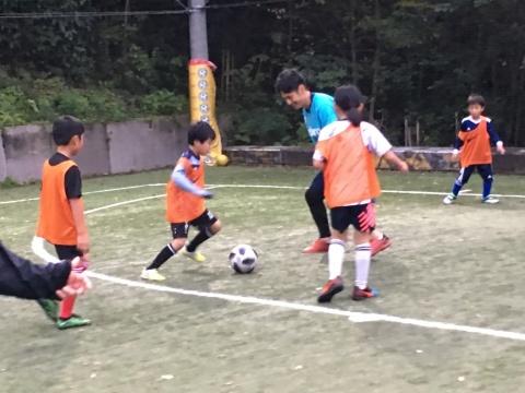 ゆるUNO 11/3(日) at UNOフットボールファーム_a0059812_14432344.jpg