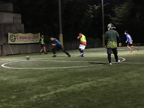 ゆるUNO 11/3(日) at UNOフットボールファーム_a0059812_14443613.jpg