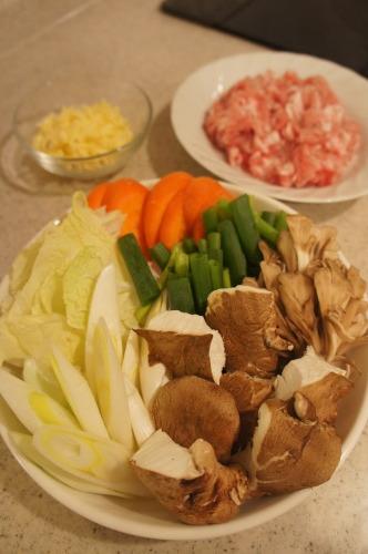 【創味シャンタンで!牛乳生姜鍋(レシピ)】_f0215714_16364115.jpg
