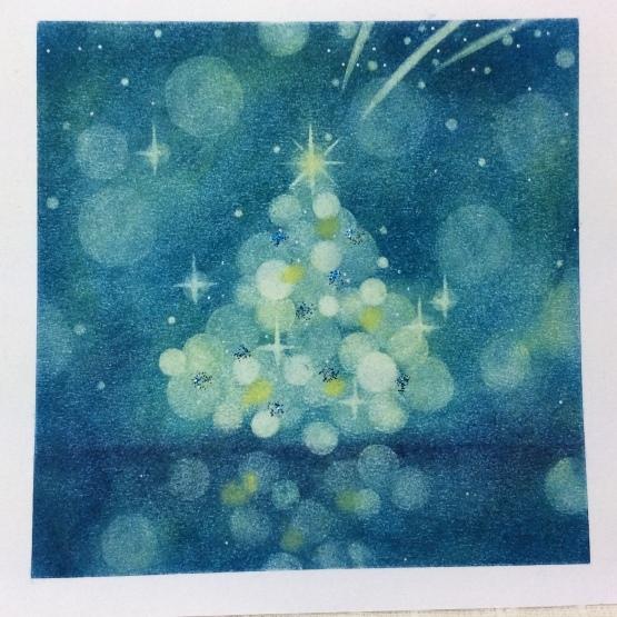 ワークショップ用のクリスマスツリーを試作しました_d0377316_15283573.jpg