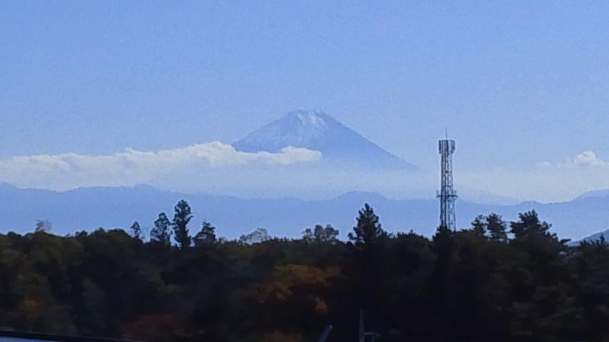 ケムトレイルない快晴だった!:富士山と八ヶ岳は常に表情を変えた!_a0386130_15522640.jpeg