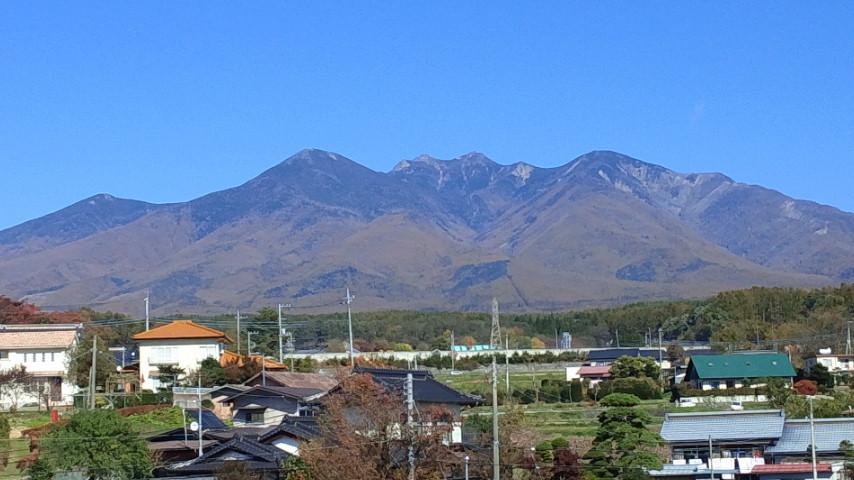 ケムトレイルない快晴だった!:富士山と八ヶ岳は常に表情を変えた!_a0386130_15530851.jpeg