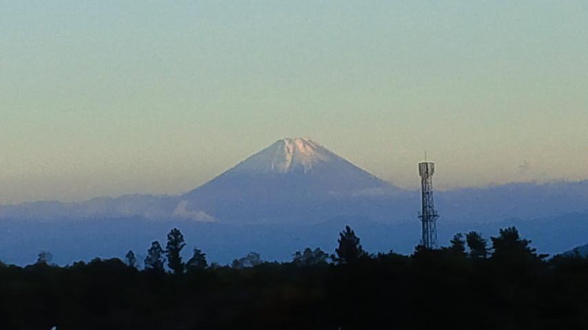ケムトレイルない快晴だった!:富士山と八ヶ岳は常に表情を変えた!_a0386130_15534978.jpeg
