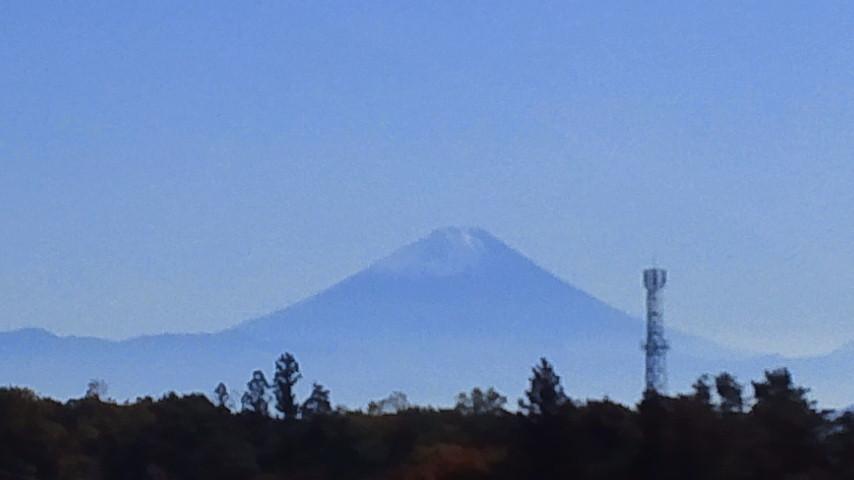 ケムトレイルない快晴だった!:富士山と八ヶ岳は常に表情を変えた!_a0386130_15542685.jpeg