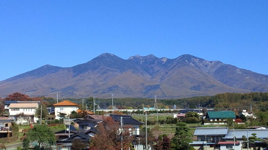ケムトレイルない快晴だった!:富士山と八ヶ岳は常に表情を変えた!_a0386130_15554480.jpeg