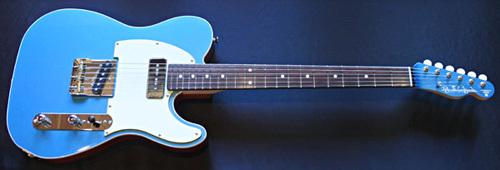 「Costa Azul MetallicのSTD-T」の1本目が完成です!_e0053731_16533649.jpg