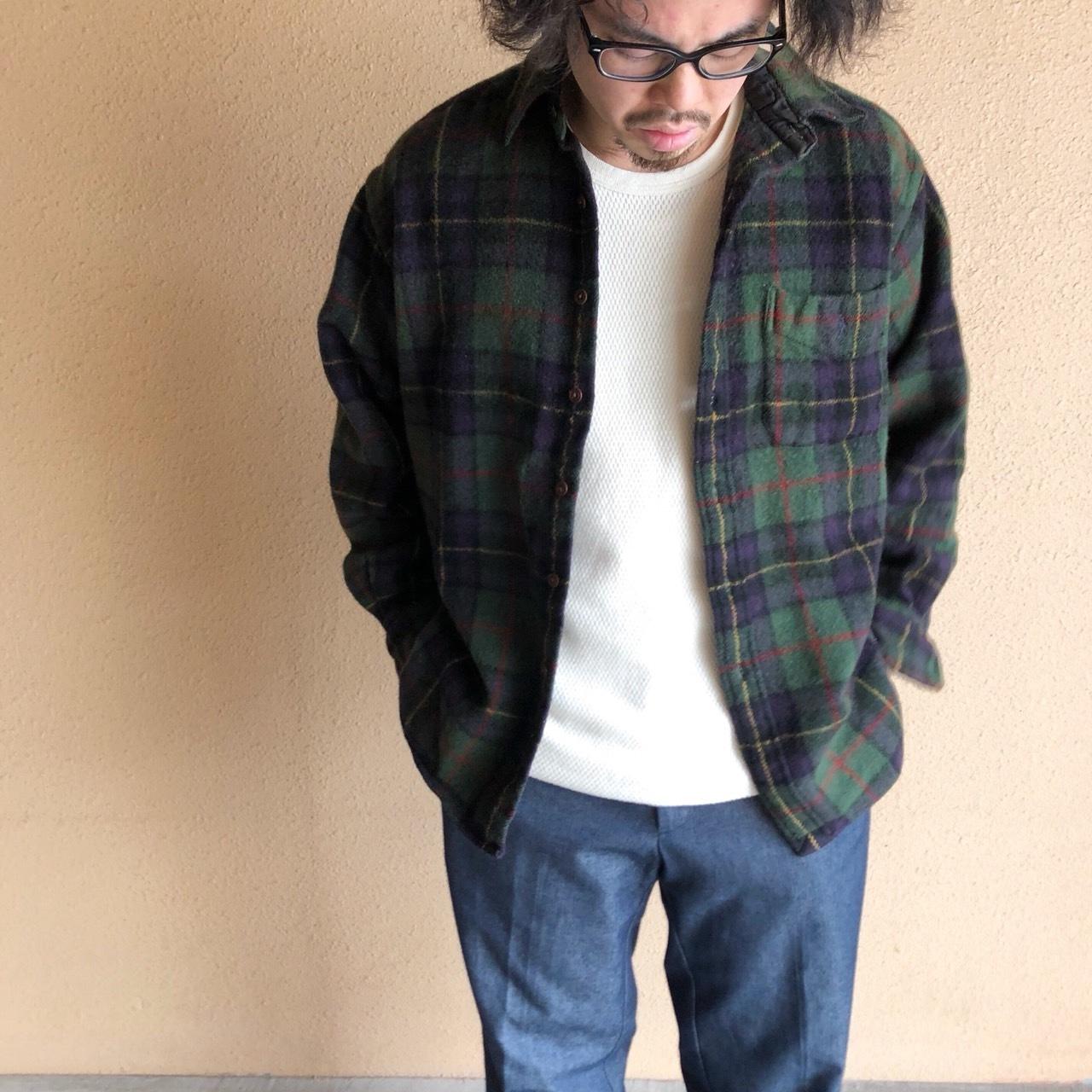 """90\'s \""""Polo Ralph Lauren\"""" ウールシャツ!!!!!_c0355834_12294942.jpg"""