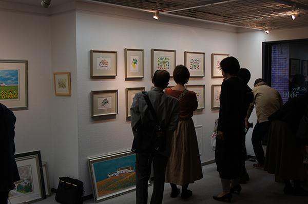 イシイタカシ情景画展 開催中です。_f0171840_14372704.jpg