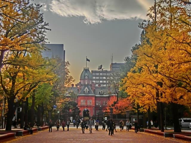 札幌 (8) 旧北海道庁舎 - 2_b0408745_21370891.jpeg