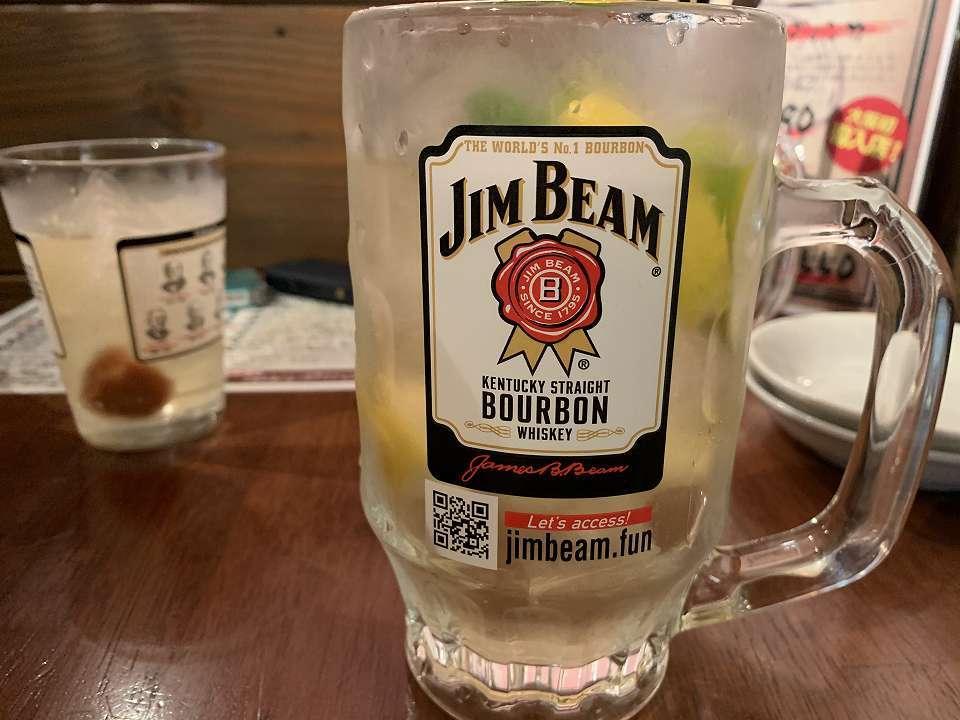 福島の居酒屋「街の肉バル Buff」_e0173645_07270694.jpg