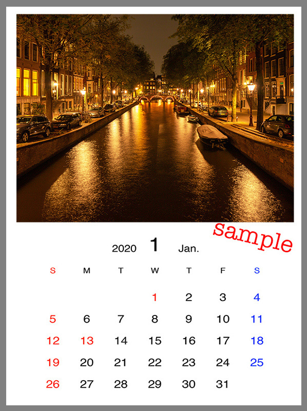 2020年カレンダー作成中_a0003650_22182965.jpg