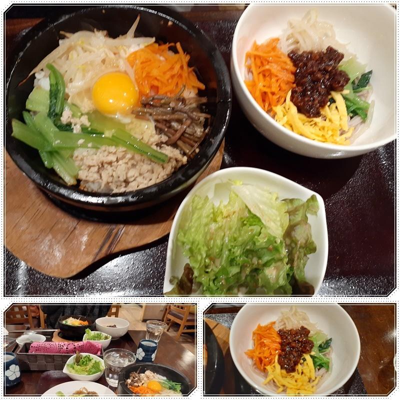 韓国料理こちゅ・ラフィラ店_b0236665_19155159.jpg
