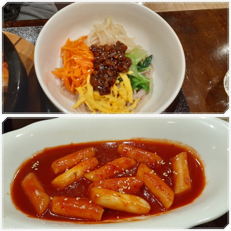 韓国料理こちゅ・ラフィラ店_b0236665_19171251.jpg