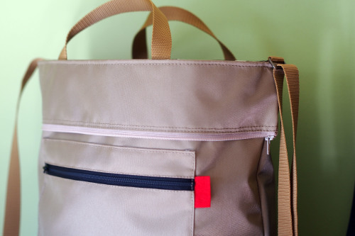 "「reversible bag ""light\""」にファスナートップ_e0243765_15284610.jpg"