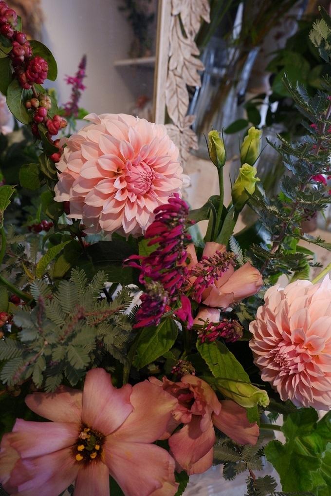 オークリーフ花の教室(山田さんの作品)_f0049672_17530695.jpg