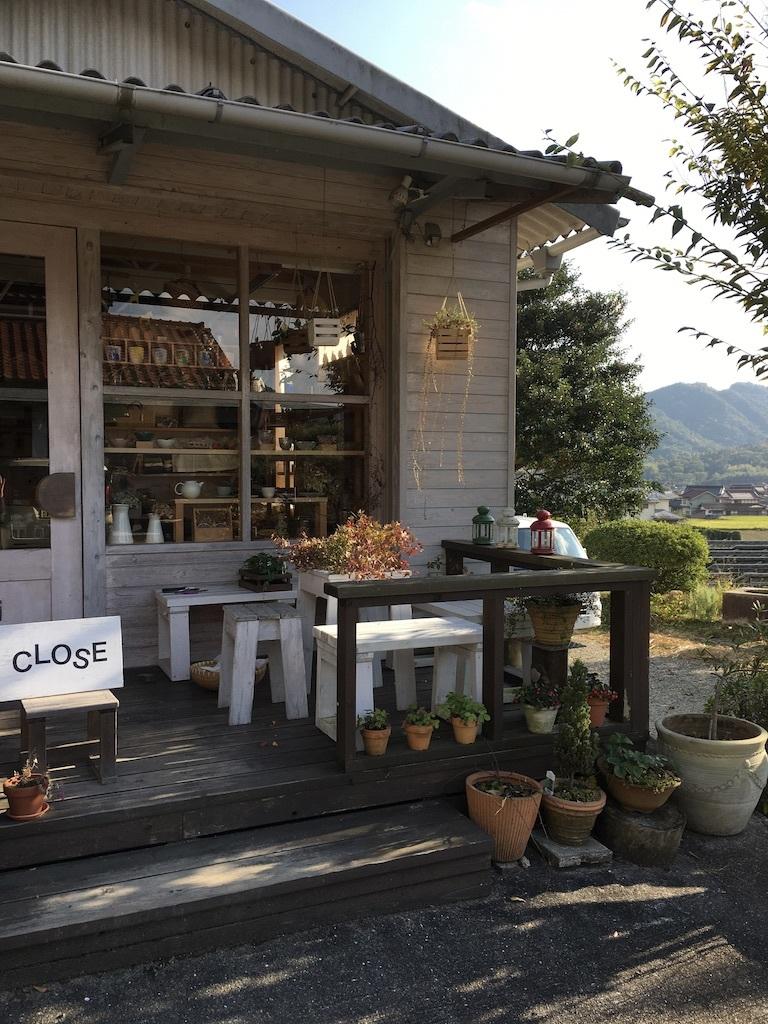 暖かな日差しが嬉しい秋の日に _c0334574_15222296.jpg
