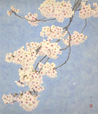銀座柳画廊25周年記念展_e0105782_16493024.jpeg
