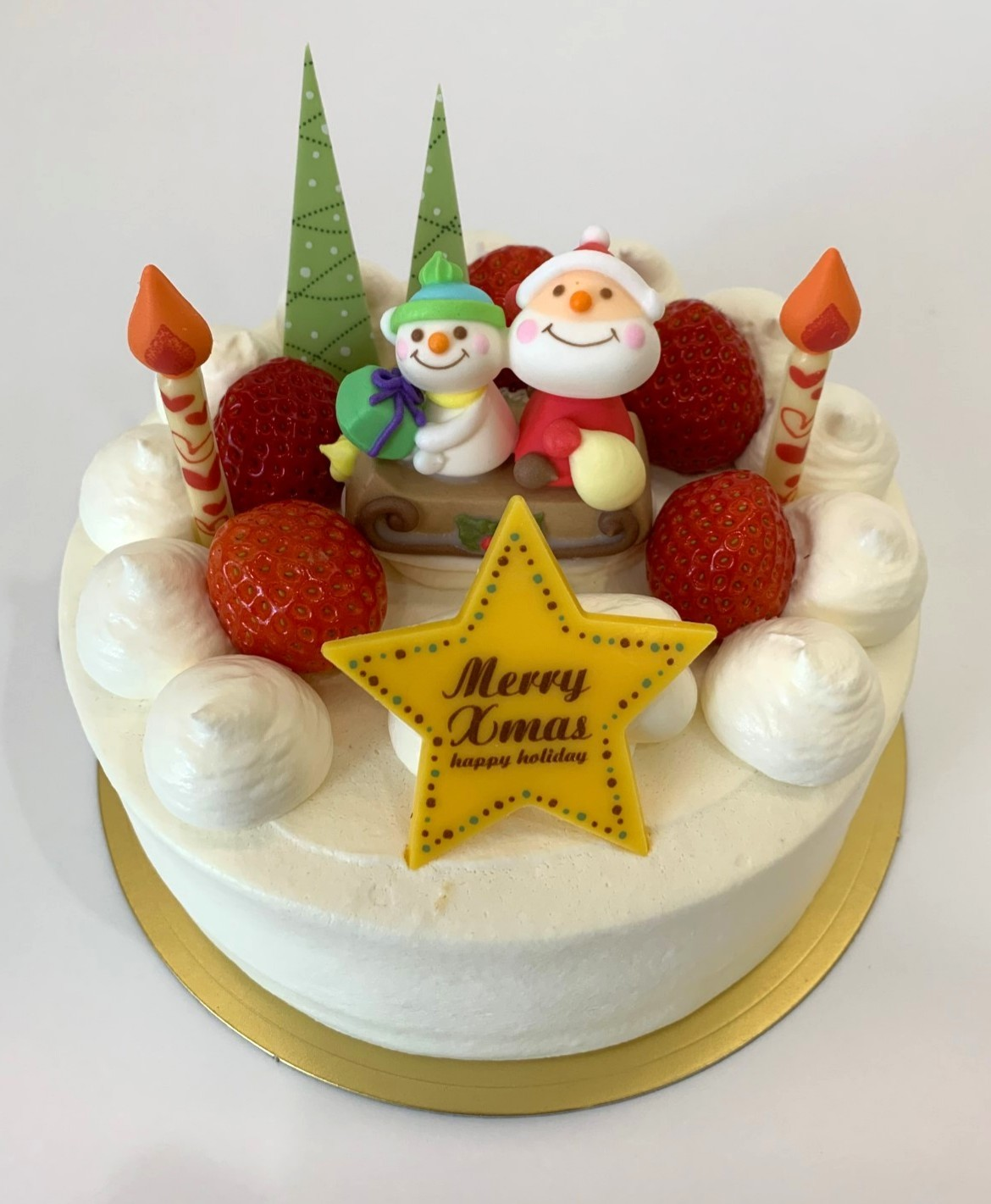 クリスマスケーキ_c0218292_17464966.jpg