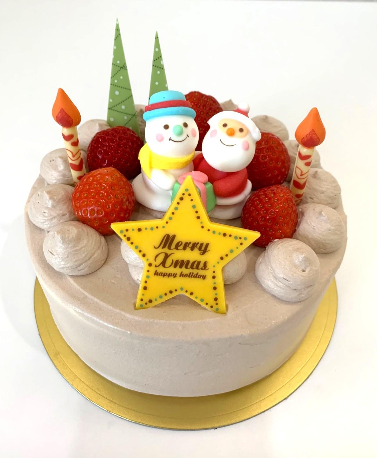 クリスマスケーキ_c0218292_17470388.jpg