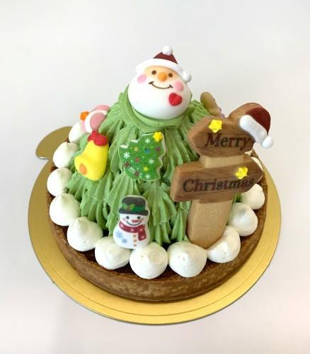 クリスマスケーキ_c0218292_17471365.jpg