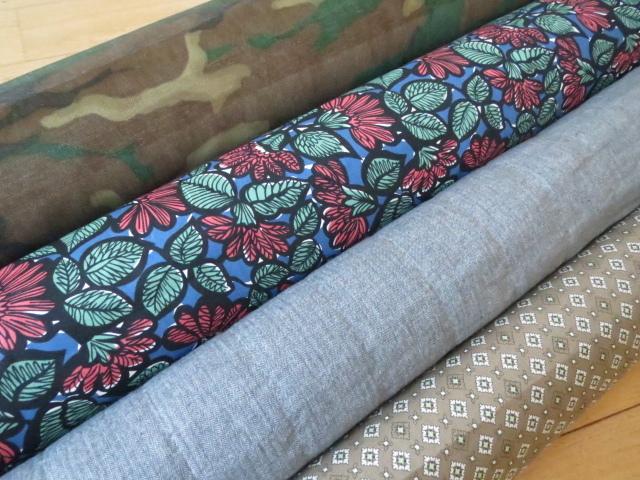 Fabric Selection 入荷_c0086102_22584430.jpg