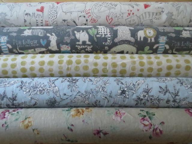 Fabric Selection 入荷_c0086102_22592772.jpg