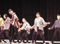 箕面高校ダンス部1年のみなさん、ごめんなさい_c0133503_10113819.jpg
