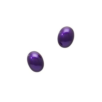身につける漆 漆のアクセサリー イヤリング こでまり 本紫色 坂本これくしょんの艶やかで美しくとても軽い和木に漆塗りのアクセサリー SAKAMOTO COLLECTION wearable URUSHI accessories  earrings KODEMARI True purple color  お顔の輪郭に優しく寄り添う使いやすい形、日本人の肌に合う上品でクールな発色の良い鮮やかなピュアーパープル、軽くて負担がかかりにくく耳が痛くなりにくい仕上がり、古希、喜寿のお祝い、大切な方へのプレゼントにも喜ばれています。 #イヤリング #こでまり #本紫色 #紫のイヤリング #軽いイヤリング #漆のイヤリング #古希のお祝い #喜寿のお祝い #earrings #KODEMARI #TruePurple #wearableURUSHI #accessories #jewelry #漆塗り #耳が痛くない #身につける漆 #坂本これくしょん #会津若松市